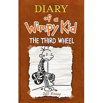 The Third Wheel by Jeff Kinney - 9781410498724 Book