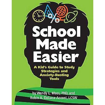 学校 - 簡單研究戦略と不安バスへの子供のガイド