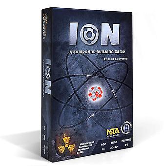 Ion een samengestelde gebouw spel kaartspel