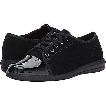 David Tate Womens Siren Leather Low Top Lace Up Fashion Sneakers