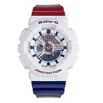 Casio Baby-G Punching mønster Ladies Watch BA110PP-7ACR