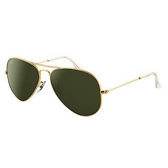 Ray-Ban Aviator große Metall Arista Herren Sonnenbrille RB3025-L0205-58