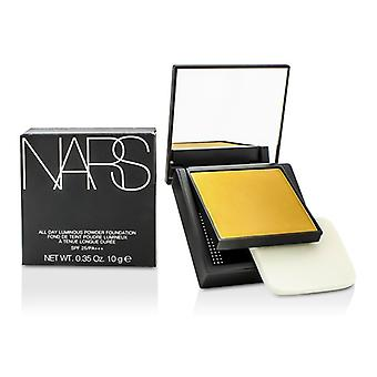 NARS All Day Luminous Powder Foundation SPF25 - Tahoe (Med/Dark 2 Medium dark with caramel undertones) 12g/0.42oz