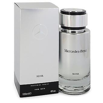 Mercedes benz silber eau de toilette spray von mercedes benz 542482 120 ml