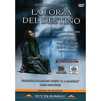 G. Verdi - La Forza Del Destino [DVD] USA import