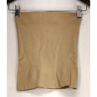 Slim 'N Lift Pullover Stretch Knit Beige Shaper