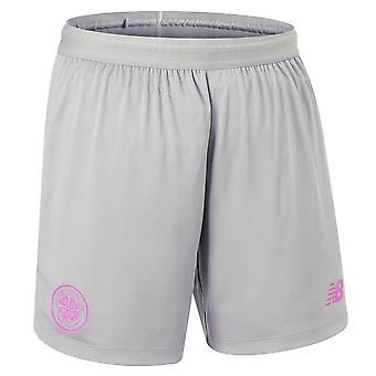 2019-2020 Celtic tredje shorts (grå)-barn