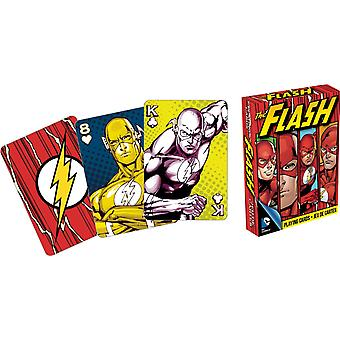 Playing Card - DC Comics - Flash Poker Game Licensed Gifts Toys 52289