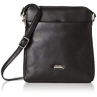 Picard Really - Women's Black Shoulder Bags (Schwarz) 3.5x23x19 cm (B x H T)