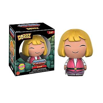 He-Man Masters of the Universe Dorbz Chase Vinyl Figur