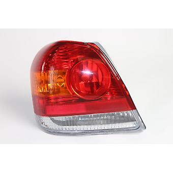 Left Passenger Tail Lamp Japanese Model For Toyota Echo 2003-2005