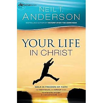 Kristus - elämää elät vapaudessa uskoen Neil T Anderson - 97