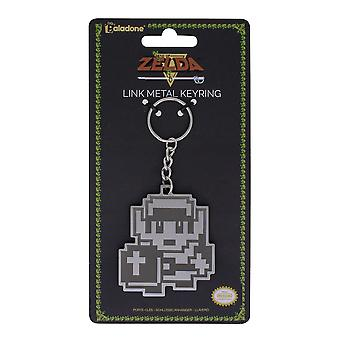 Pacchetto 2 Pack - Link Metal Keyring