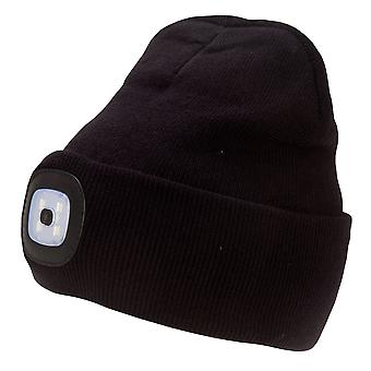 Pro Climate Mens Vision Led Beanie Hat