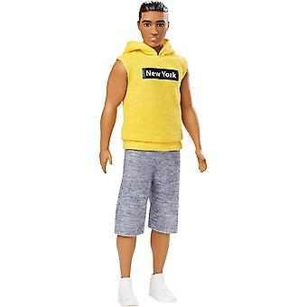 Barbie Ken Fashionistas Doll avec Jaune