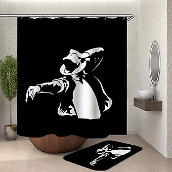 Michael Jackson Move Shower Curtain