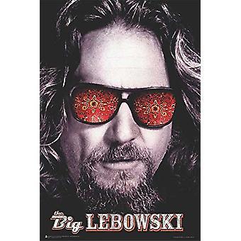 Poster - Studio B - Big Lebowski - Glasses 23