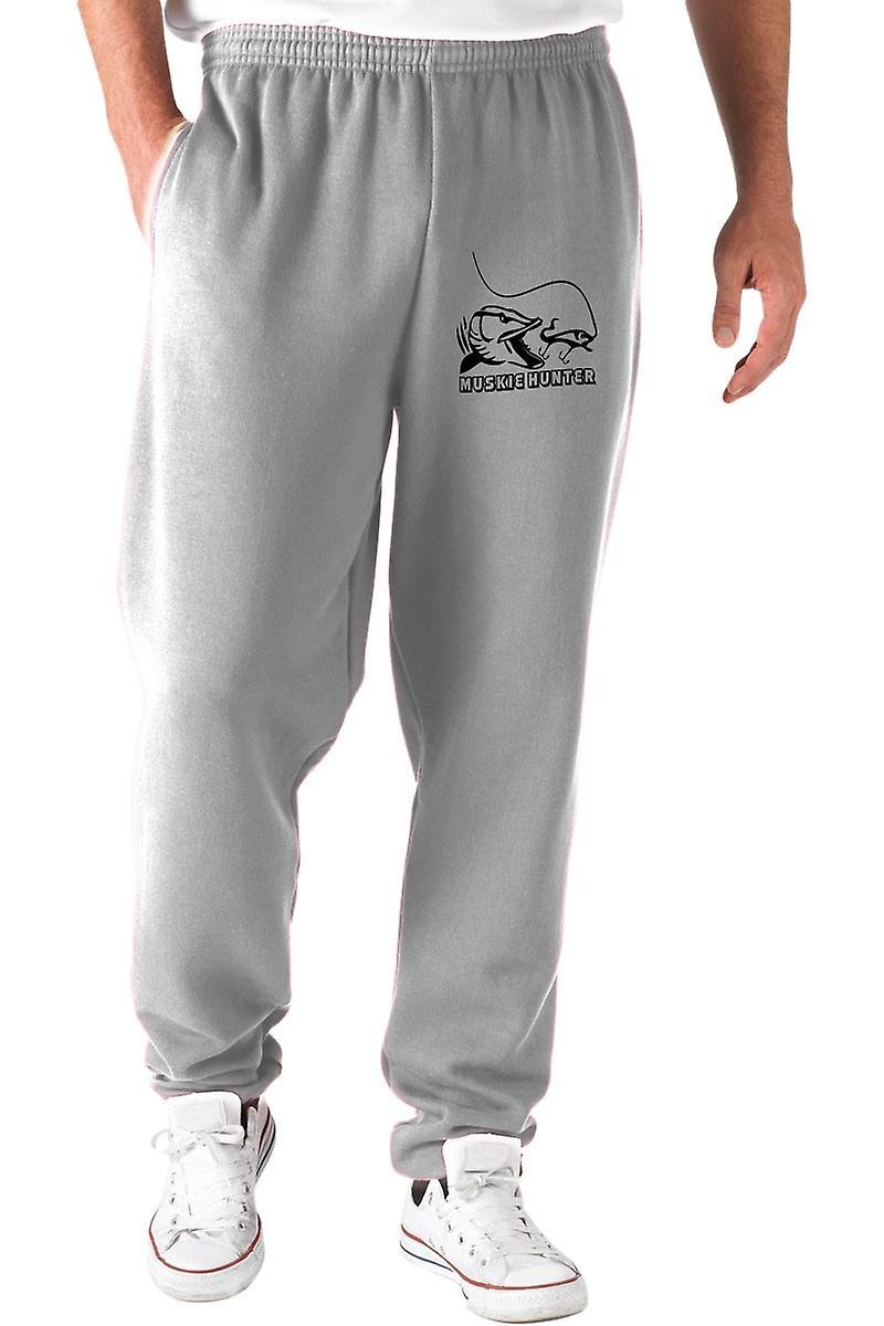 Pantaloni tuta grigio fun2550 muskie hunter