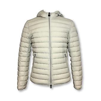 Colmar HipHop duck down quilted puffer jacket in dune beige