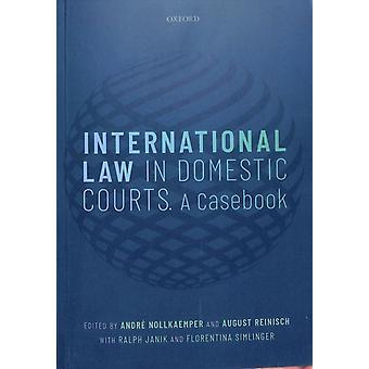 Derecho Internacional en los Tribunales Nacionales por Edda Kristjansdottir