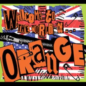 Orange - Welcome to the World of Orange [CD] USA import