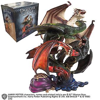 Dragons Of The First Task Statue from Harry Potter and The Goblet Of Fire