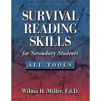 Selviytyminen lukutaito keskiasteen opiskelijoille Wilma H. Miller - 9