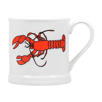 Friends Mug You are my Lobster TV Show Logo new Official White Vintage Boxed