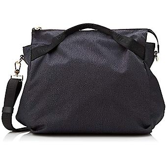 Borbonese 934778296 Black Women's Shoulder bag 32x9.5x20 cm (W x H x L)