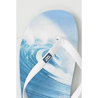 Hertug Mens Maui trykt Flip Flops