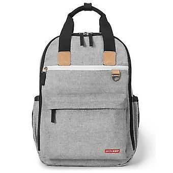 Skip Hop Care Backpack Duo Grey Melange