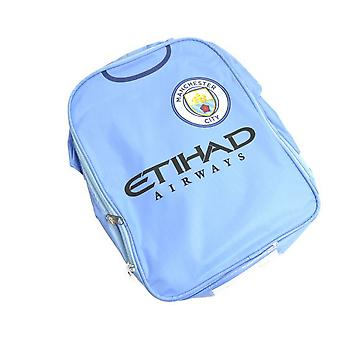 Manchester City FC 2018 kit frokost taske