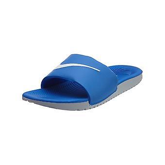Nike Kawa Slayt JR 819352400 evrensel yaz çocuk ayakkabıları