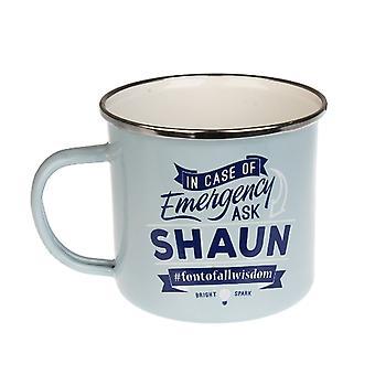 Histoire et Héraldique Shaun Tin Mug 80