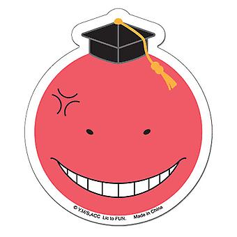 Sticker - Assassination Classroom - New Koro Sensei Angry Toys ge55423