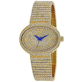 Christian Van Sant Women's Gold Dial Watch - CV0251