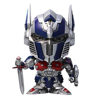 Transformers 5 The Last Knight Optimus Prime 4-quot; Metal Figure