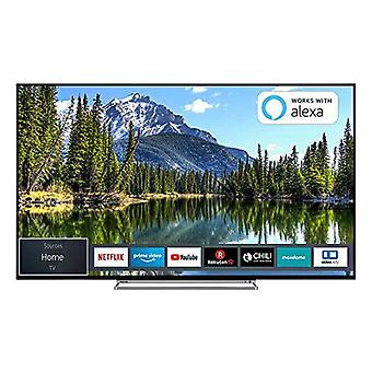 Smart TV Toshiba 55VL5A63DG 55 & 4K Ultra HD LED WiFi Musta