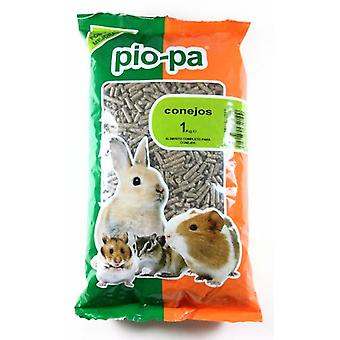 Pio-Pa I think complete and balanced for Rabbits (Small pets , Dry Food and Mixtures)