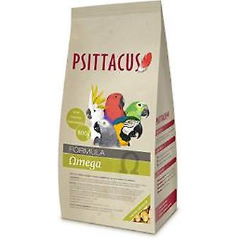 Psittacus Omega Feed (Birds , Bird Food)