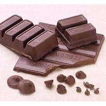 Genie Semi Sweetened Chocolate -( 22lb )