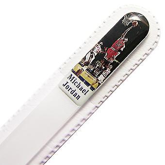 Michael Jordan Glass nagle arkiv N3D-18