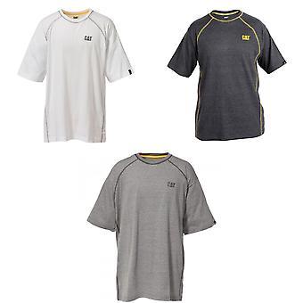 Caterpillar C1510158 desempenho camiseta / t-shirt Mens / t-shirt