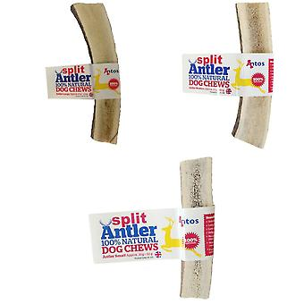 Antos Antler Split Dog Chew
