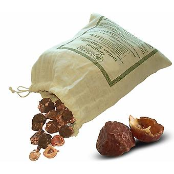 Salveo Natural Indian Soap Nuts Wasmiddel Alternatieve Reiniging 1kg + Zak