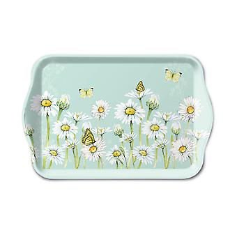Ambiente Scatter Tray, Daisy Green 13 x 21cm