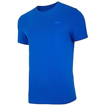 4F TSM003 NOSH4TSM003KOBALT universal summer men t-shirt