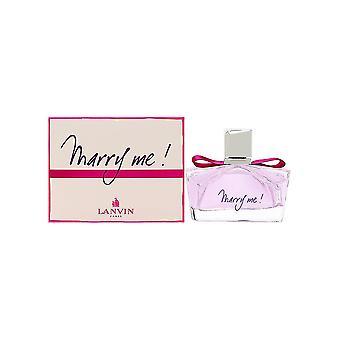 Casar! por lanvin para mulheres 1,7 oz eau de parfum spray