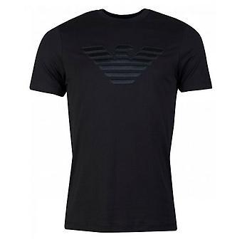 Armani Embossed Eagle T-Shirt