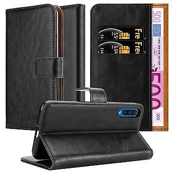 Чехол для Samsung Galaxy A50 Складной чехол для телефона - Чехол - с функцией подставки и лотком для карт